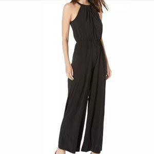 Calvin Klein Women's Sleeveless Halter Jumpsuit